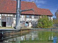 Freilichtmuseum Neuhausen ob Eck: Dorfbrunnen im Albdorf