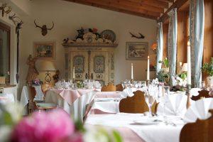 Foto des Speisesaal des Waldblick Hotels Kniebis