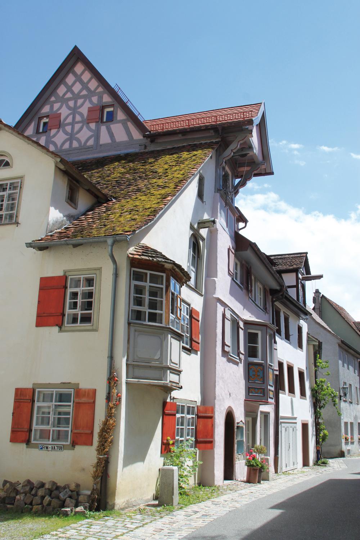 Mittelalterliches Stadtbild in Rottweil (© Tourist-Info Rottweil)