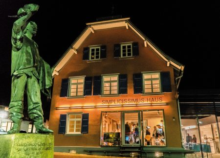 Simplicissimus-Haus in Renchen (© Stadt Renchen)