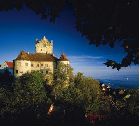 Die Meersburg ist die älteste bewohnte Burg Deutschlands (© Meersburg Tourismus)